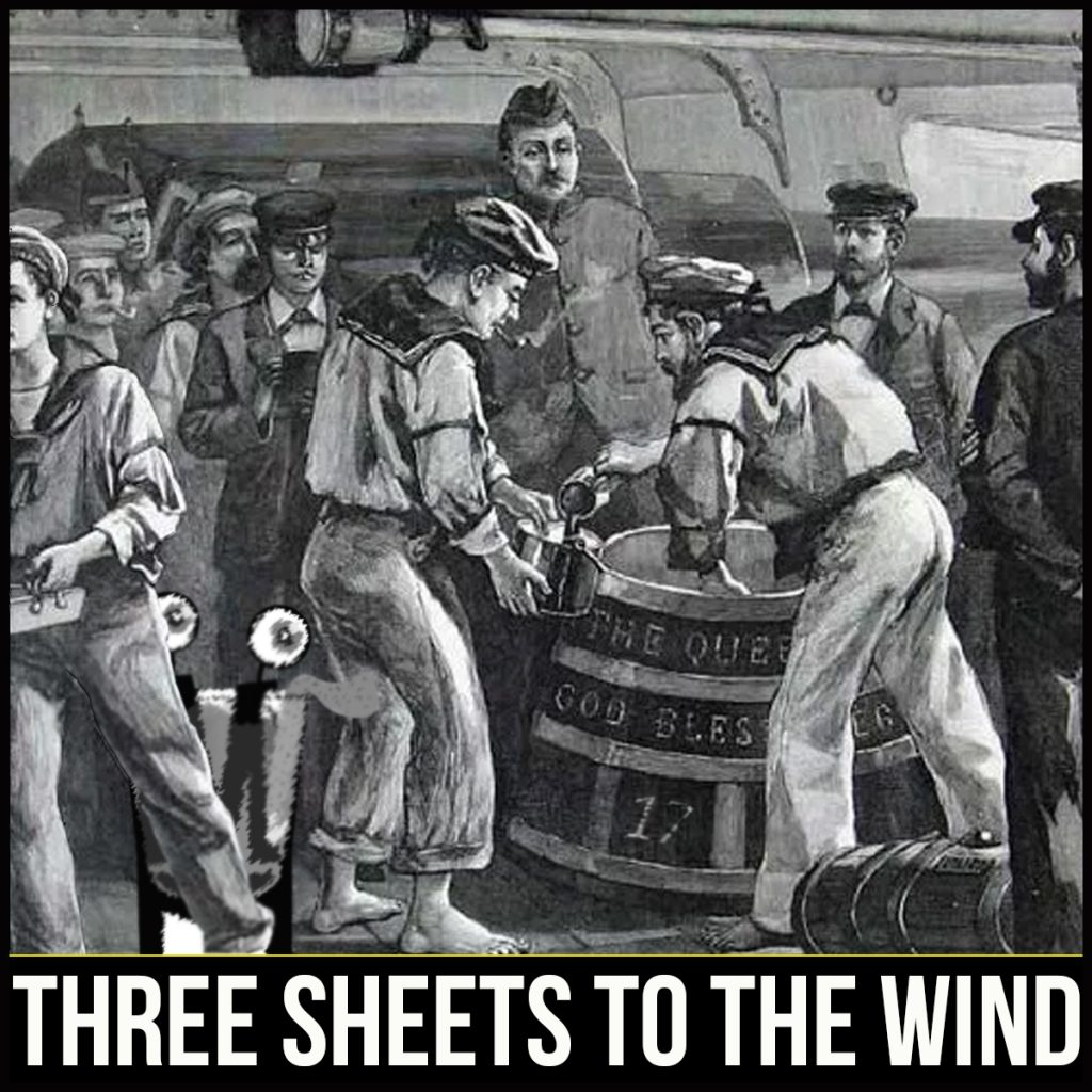 Episode 17: Three Sheets to the Wind – Navy Grog