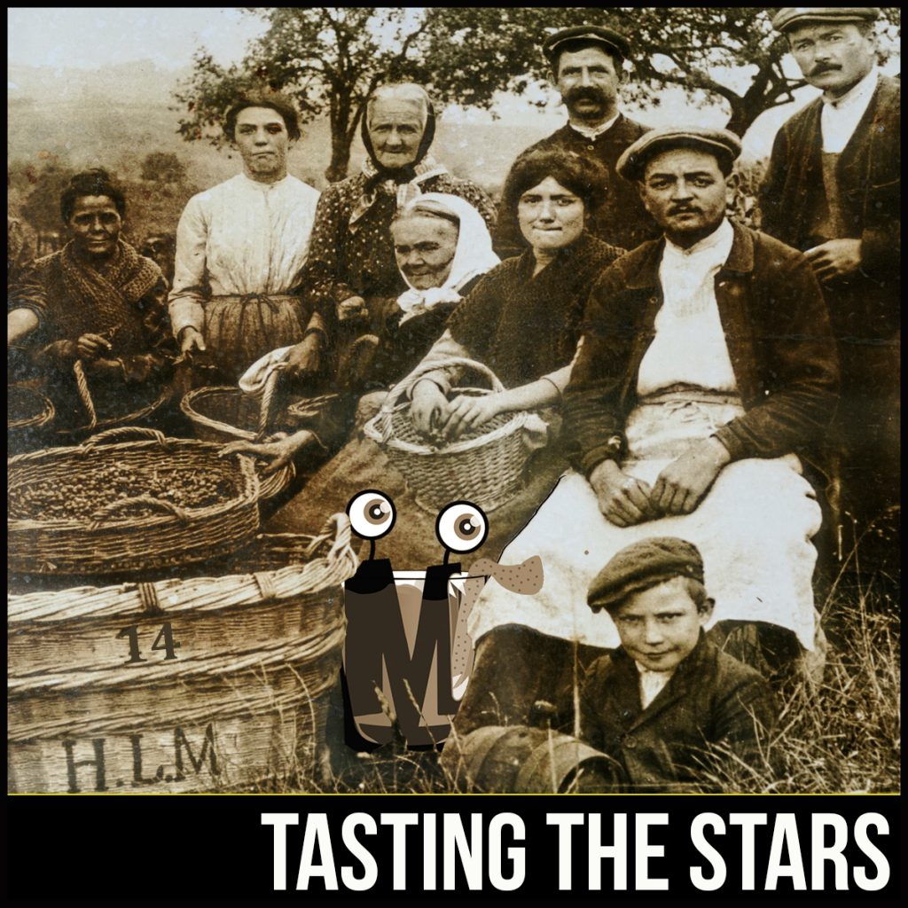 Episode 14: Tasting the Stars – Champagne Cocktail