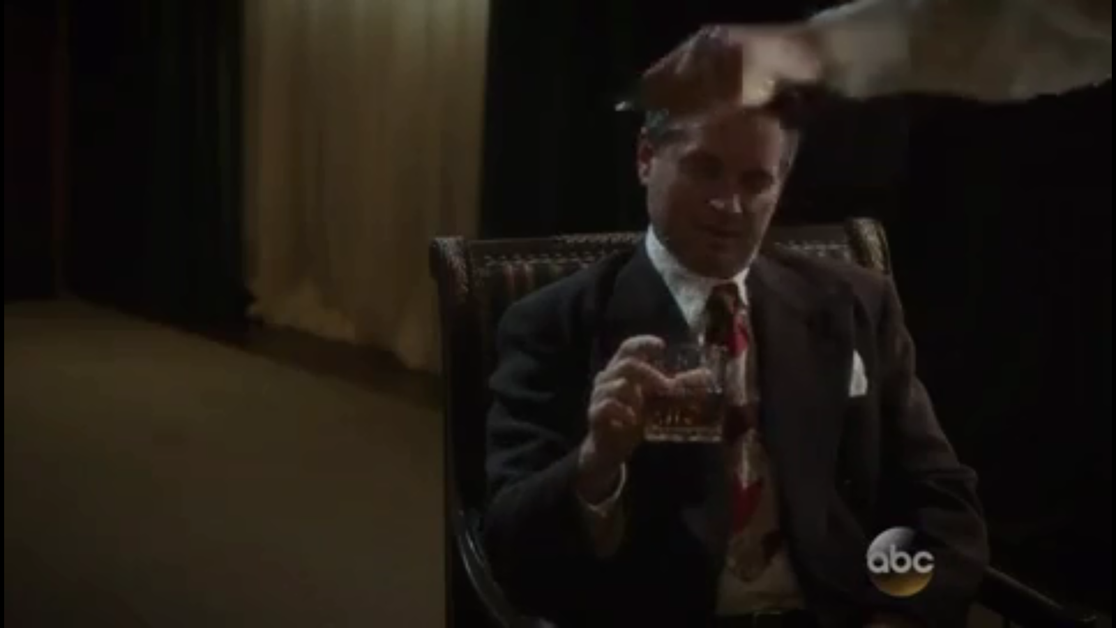 Marvel Agent Carter S1E2 morning booze