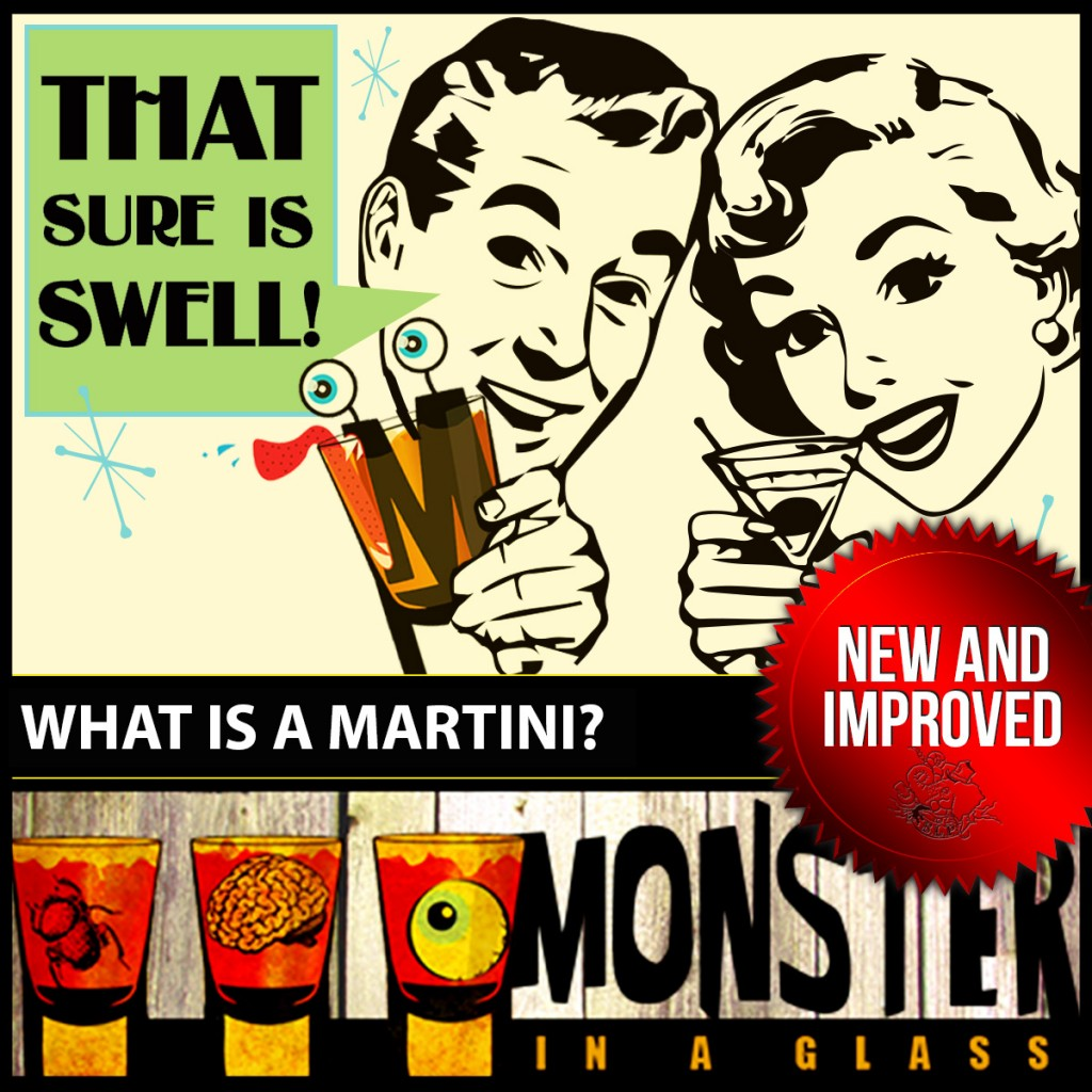 Episode 6: What IS a Martini – The Martini