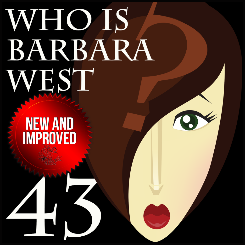Episode 43: Who is Barbara West? – The Barbara West Cocktail