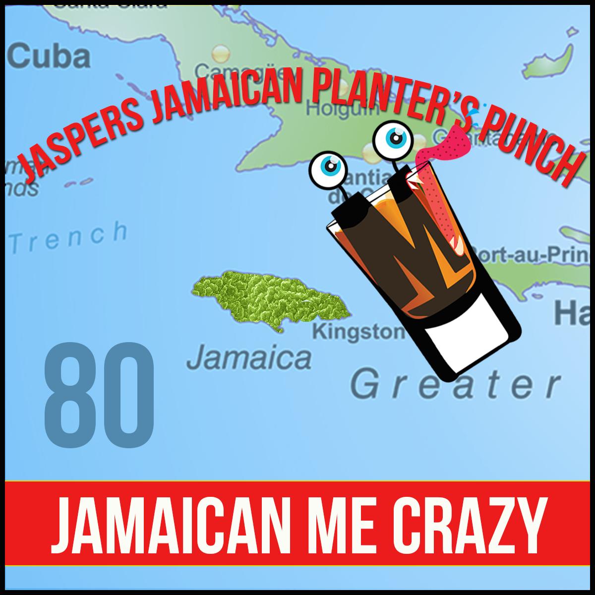Jasper's Jamaican Planter's Punch podcast